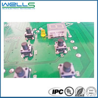 wells Blind Buried Via Pcb of wells