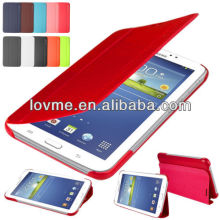 "Folding Stand Smart Cover For Galaxy Samsung Tab 3 III 7"" P3200"