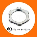 Electrical steel EMT Locknut for