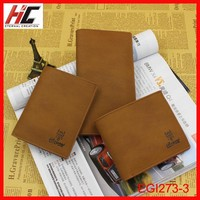 Fashion Genuine Leather Men's Wallet eternal emboss card Purse bag