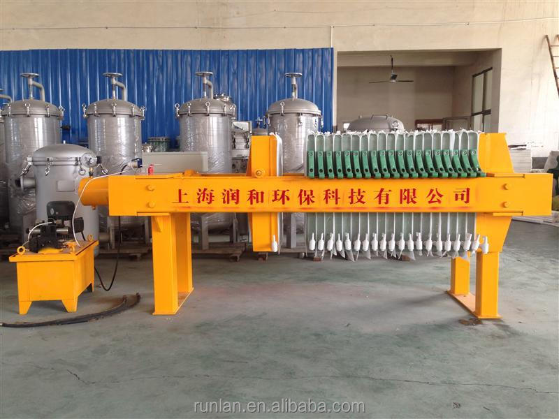 Multifunctional automatic filter press filter press machine for wholesales