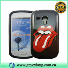Factory Price Back Cover For Samsung Galaxy S3 Mini I8190 Cell Phone Case