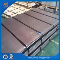 q235 hot rolled steel plate supplier