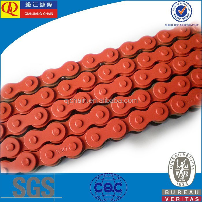 530 Color motorcycle chain