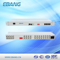 telecommunication equipment 1+1 PDH fiber multiplexer16 E1,SNMP manangement support
