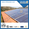 Pitch roof solar mounting system
