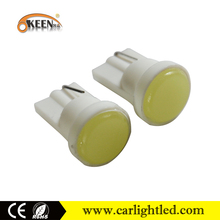 KEEN Auto Lighting Bulb 12V T10 COB Interior Dome Light W5W 12V Car LED Roof Top Reading Lamp For Universal Cars