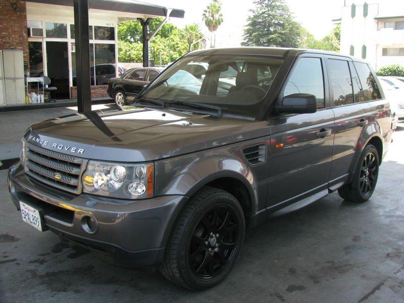 2006 land rover range rover sport hse voiture d 39 occasion. Black Bedroom Furniture Sets. Home Design Ideas