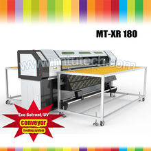 New Condition plastic cover UV printing machine