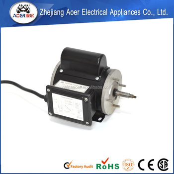 High Quality 1/2HP single phase electric motor water motor pump