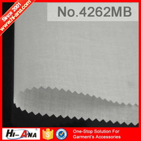 hi-ana fabric2 Top quality control Your satisfied woven fusible interfacing