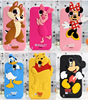 2016 New 3D Catoon Soft Silicon Material phone case
