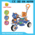 Smart new baby tricycle with canopy light and music chidlren tricycle kid's tricycle