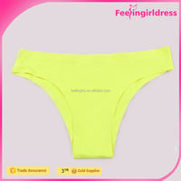 Wholesale cheap microfiber young girls panties girls underwear panty models