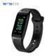 Multi-Language 2018 smart bracelet fitness watch Heroband App GPS Bluetooth heart rate sport wristband from Wonfit