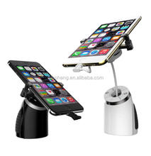 mobile phone charging stand display security