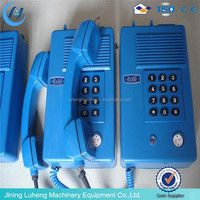 Mining Intrinsic Safety Number Chosing Telephone/Mining Explosion Proof telephone