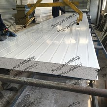 Heat Insulation Weather Proof Pu Polyurethane Sandwich Panel