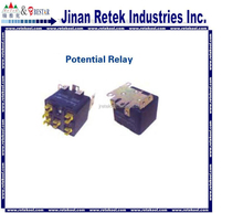 Freezer QRP series potential relay