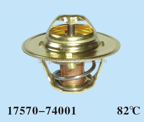 1757074001 Good Quality Automotive Thermostat 17570-74001 For Suzuki Mitsubishi DAIHATSU Parts