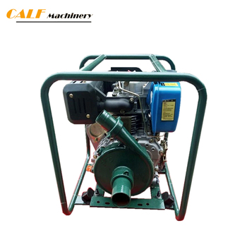 vertical diesel injection pump diesel engine water pump