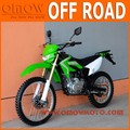 Manual Transmission Type 250cc Dirt Bike