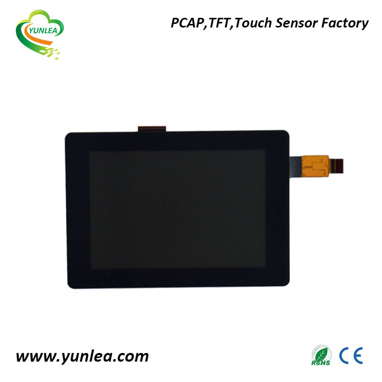 Yunlea small size touch display 320x480 dots 3.5 inch tft lcd touch display