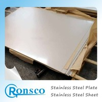 Factory Supply 304 4' x 8' Stainless Steel Sheets