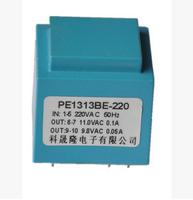 Manufactory fabrication EE/ EI Potting transformer Encapsualted transformer