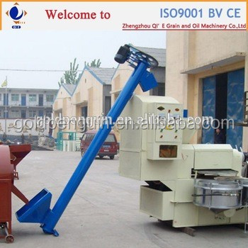 Latest Model soybean oil expeller with Simens Motors