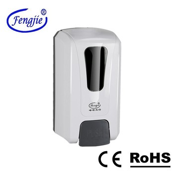 1000ml soap dispenser with different pumps for refillable bottle