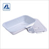 aluminum foil inflight containers for airline with lid