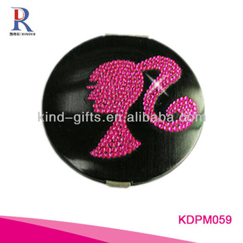 Wholesale Portable Compact Mirror With Led Light Good Quality|Pass SGS Factory Audit
