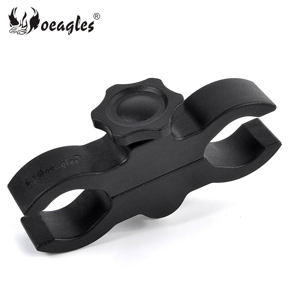 Plastic U-shape Multifunctional Adjustable Mounting Bracket Hunting lights Rifle Scope Gun Mount