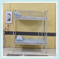 High quality steel dormitory bunk bed bunk bed price metal double bed