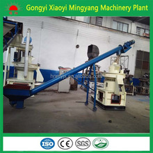 Factory price Biomass Ring Die Wood Sawdust Pellet Mill/Straw Pellet Making Machine 008618937187735
