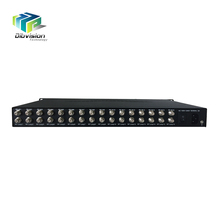 High density satellite equipment,16 DVB-S/S2 tuners+2 ASI in to 512 spts output ird receiver for fta channel