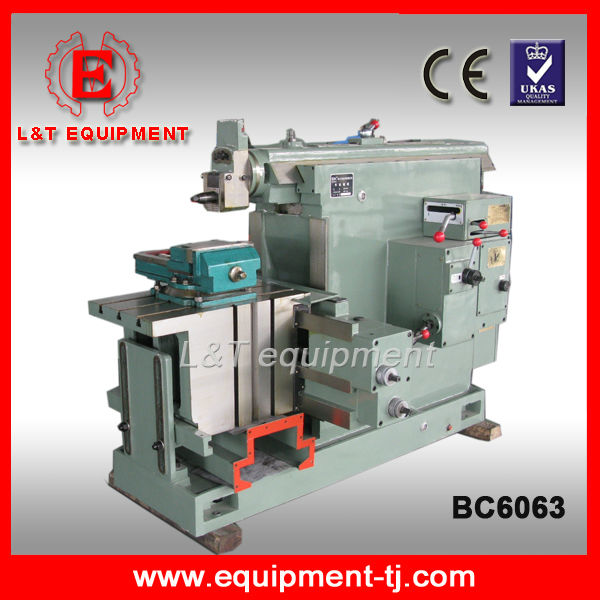 BC6063 Large Casting Part Knee Type Shaper Machine