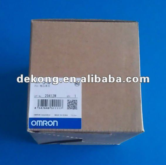Omron CP1W PLC modules CP1W-8ER