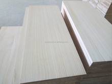 Paulownia Wood for Furniture Panel