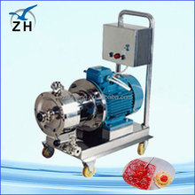 ultrasonic emulsifier homogeneous wall tile high pressure homogenizing pump high quality