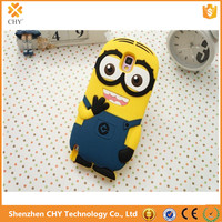 Despicable Me Minion Silicone Rubber Case For Samsung Galaxy Note2 N7100