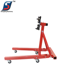 2000LBS Capacity rotating mobile heavy duty engine stand for truck