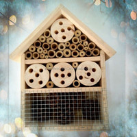BEST Selling Wooden Insect House