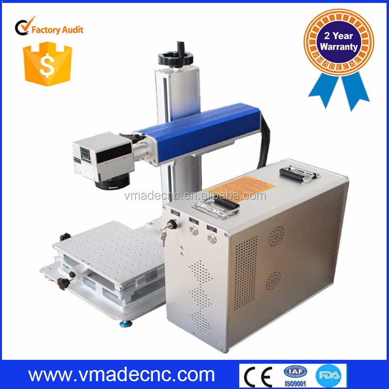 Laser Marking Application and CE,GB,ISO,CCC Certification portable fiber laser marker