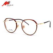 Colorful Light TR90 Spectacle Frames Polygonal Fashion Children Glasses For Girl 2018