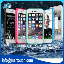 for iphone 7 waterproof case until thin TPU flip 360 protective mobile phone case accessorise