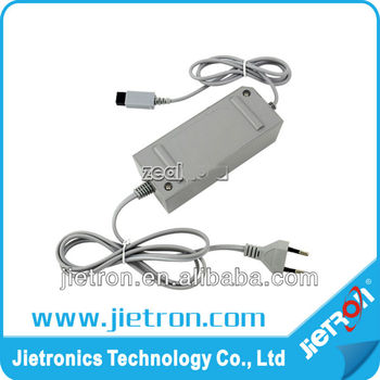 Hotsale 12V 3.7A AC Power Brick Adapter Cord for Nintendo Wii 110-220V Gamepad(JT-1400713)
