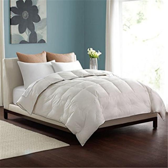 microfiber polyester cotton filling hotel quilt/duvet/comforter