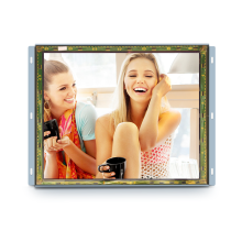 Flexible transparent 22 inch touchscreen lcd monitor for arcade kiosk slot gaming machine